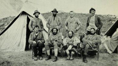 Everest spedizione 1921