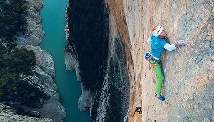 Climbing I Grandi solisti dell'arrampicata