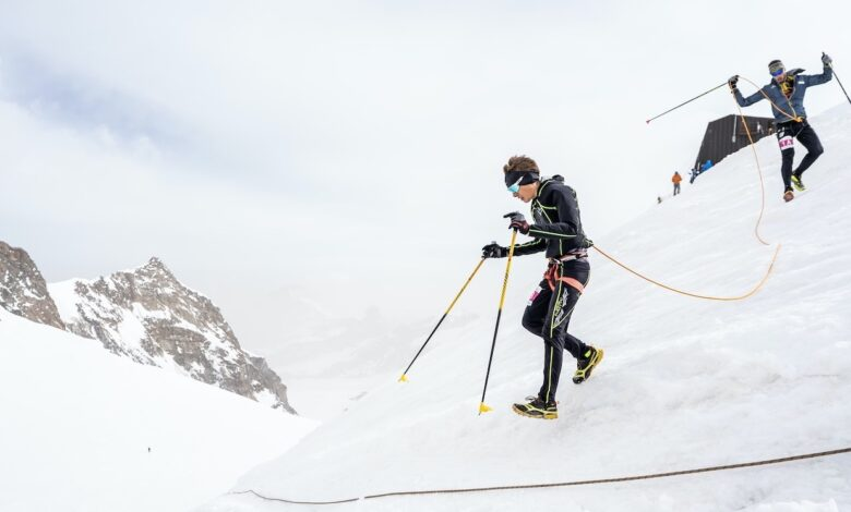 Monte Rosa sky maraton