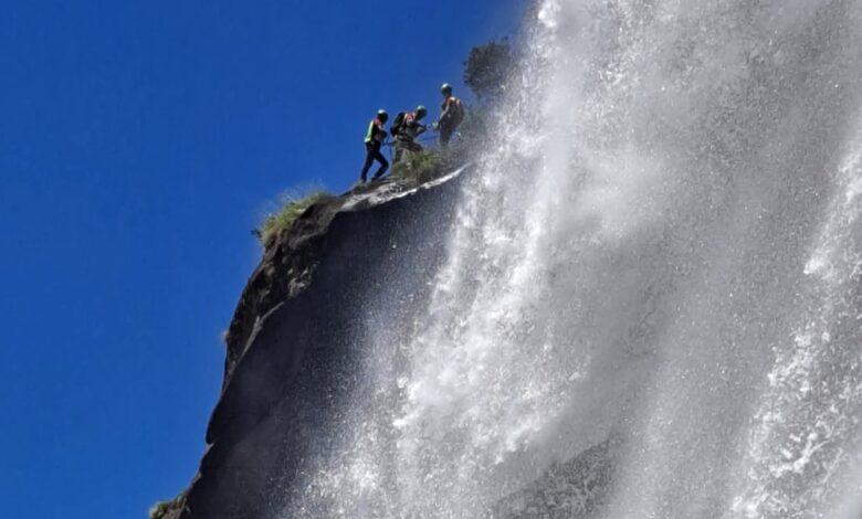 cascata acqua fraggia