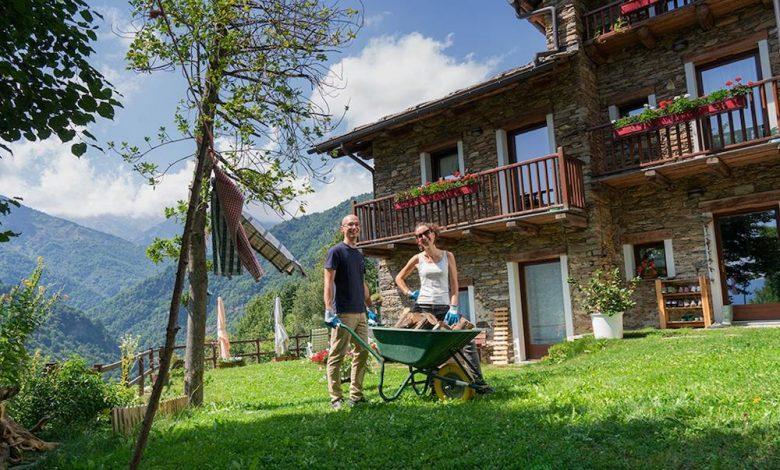 Montagna Piemonte